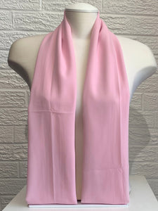 Premium Chiffon - Light Pink