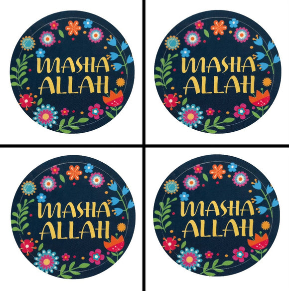Masha Allah Sticker - 4 Pack