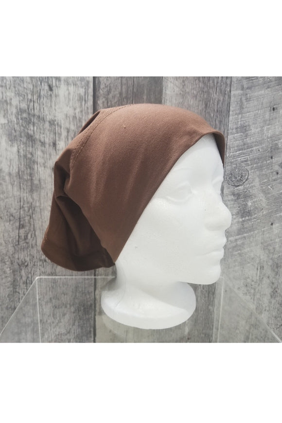 Tube Style Undercap - Chocolate Brown