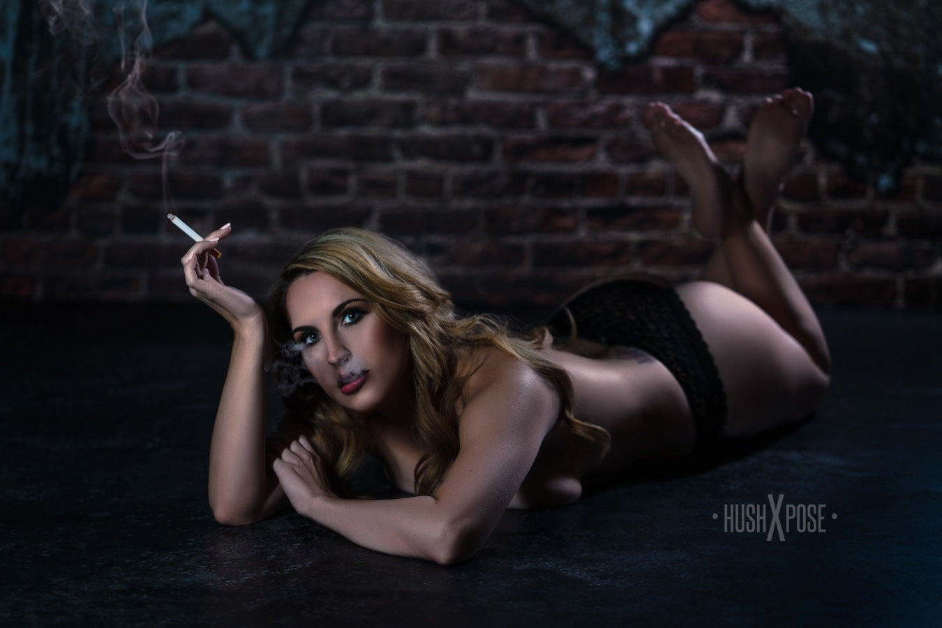 Kat Armendariz Kat on the Web boudoir