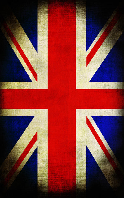 Union Jack 2 • Retro Backdrops