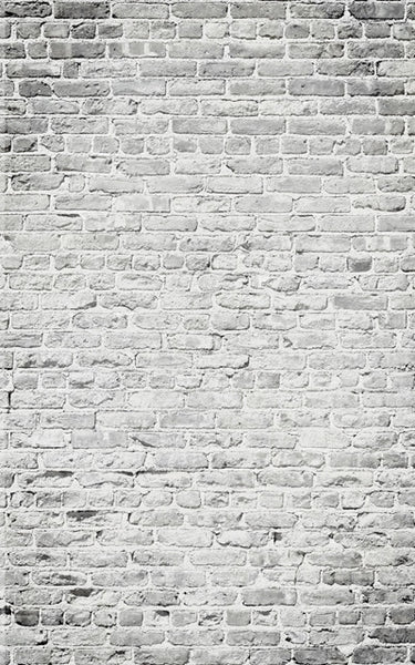 Brick White Backdrop