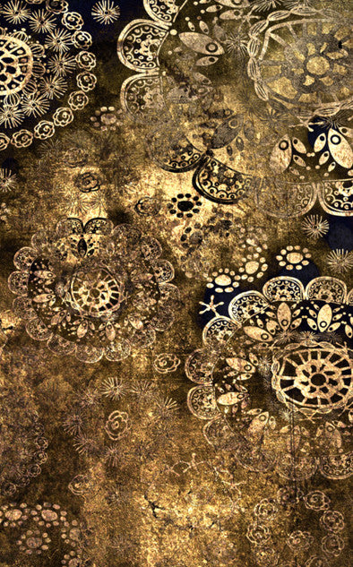 Medieval Gold • Textures & Patterns