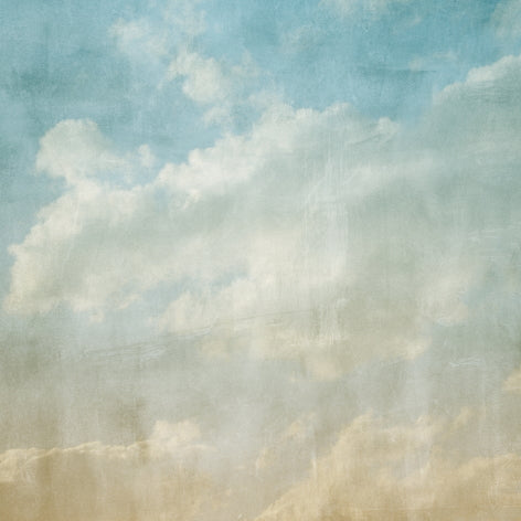 Cloudy Day Backdrop • Textures & Patterns