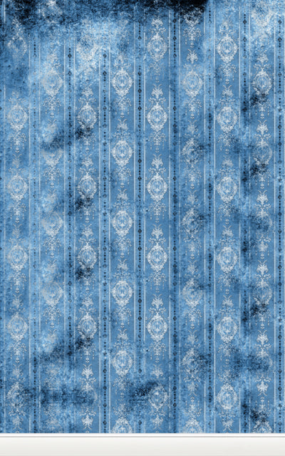 Distressed Wallpaper Blue • Wallpapers