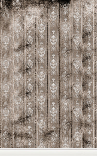 Distressed Wallpaper Grey • Wallpapers