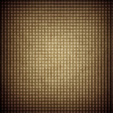 Gingham Brown Backdrop