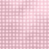 Gingham Pink Backdrop
