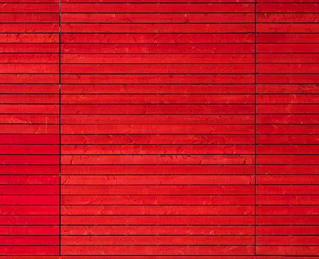 Urban Red Door • X-Large