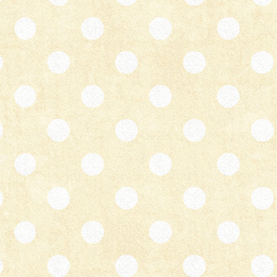 Large Polka Dot Yellow • Children