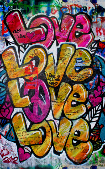 Love Graffiti • Love & Romance