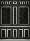 Wallpaper Panels Black • Elegant Wall Backdrop