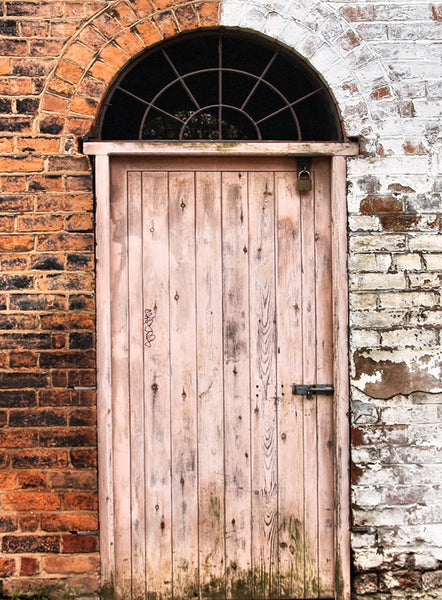 Two Tone Door • Doors & Gates