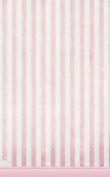 Pink Candy Stripe • Children