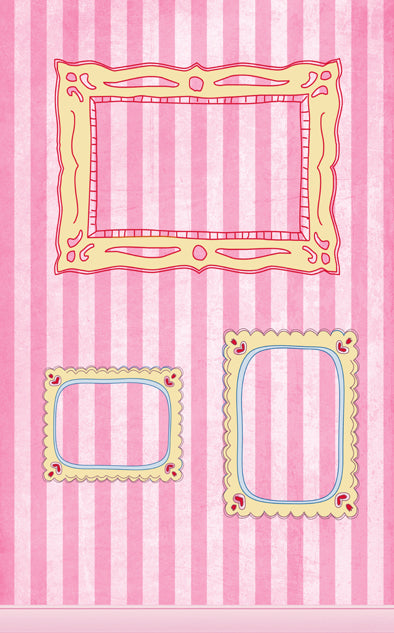 Pink Candy Frame • Children