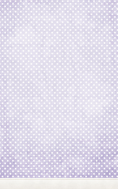 Polka Dot Purple • Children
