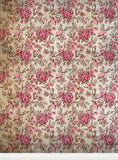 Rose Distressed • Floral Backdrops
