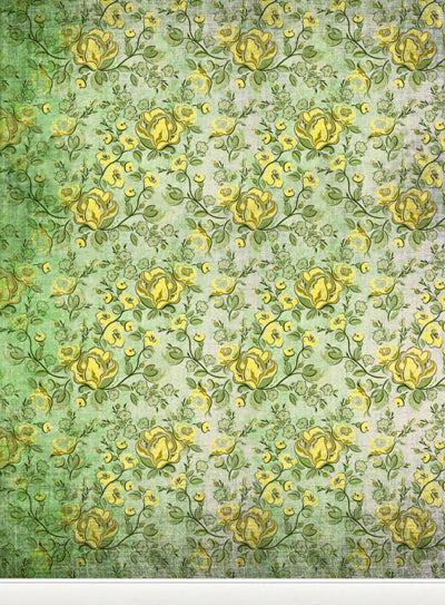 Rose Yellow • Floral Backdrops