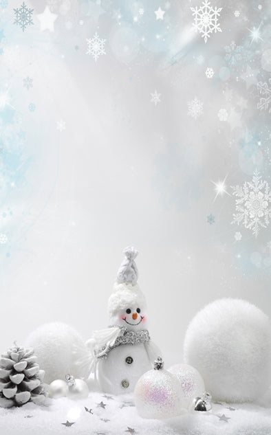 Snowman • Seasonal • Winter • Christmas