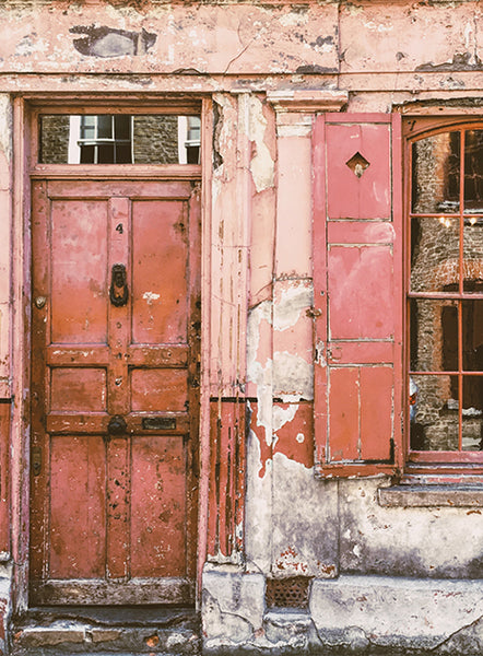 Urban Red Door • Doors & Gates