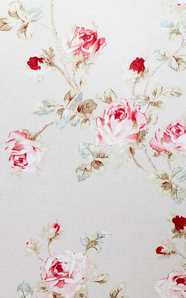 Vintage Faded Floral Backdrop