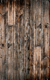 Wood Vertical Natural Backdrop