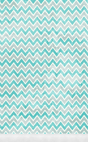 Zig Zag Blue • Children