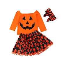 OAKLEY PUMPKIN FACE 3PC SET | CHILD