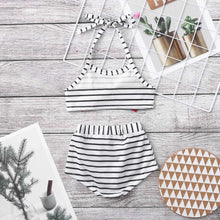 CAMILA STRIPE BIKINI | CHILD
