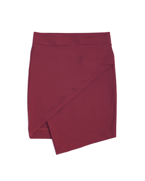 Irregular Tight Skirt