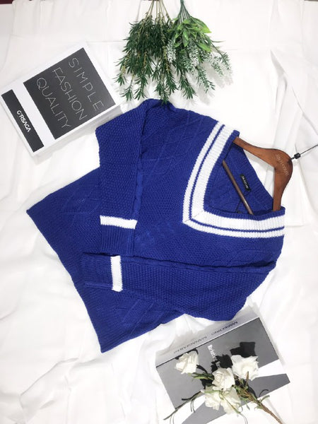 British Knit Long Sleeve