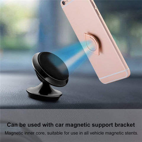 iSpinner - Magnetic Phone Mount / Stand / Spinner