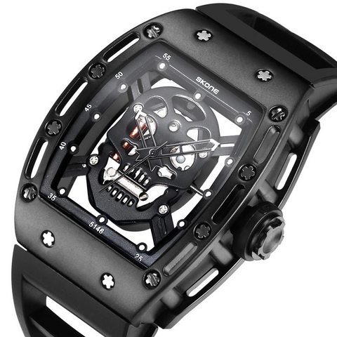 LIMITED EDITION PIRATE SKULL WATCH