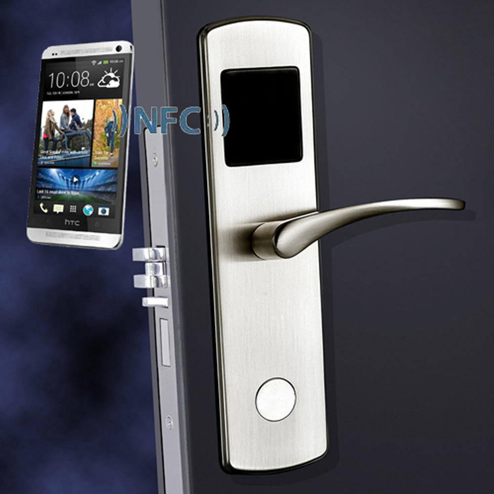 ... Elegant NFC Door Lock ... & Elegant NFC Door Lock u2013 Enlight Deals