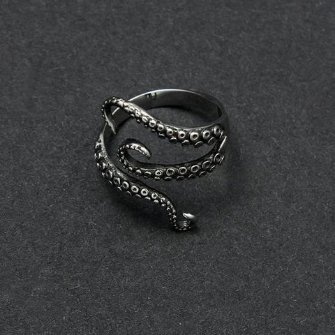 PREMIUM OCTOPUS RING (50% Off)