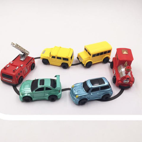 Magic! Inductive Toy Car