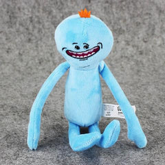 Official Rick And Morty Happy & Sad Meeseeks Plush Stuffed Toy
