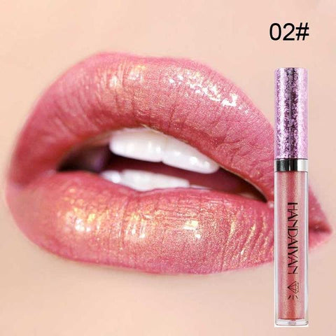 Glitter Liquid Lipstick Diamond Crushers