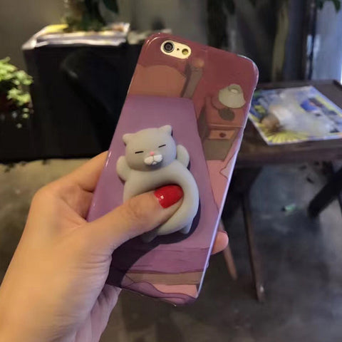 Squishy 3D Phone Case for iPhone