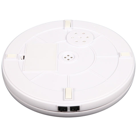 LED ELECTRIC PHOTOGRAPHY TURNTABLE