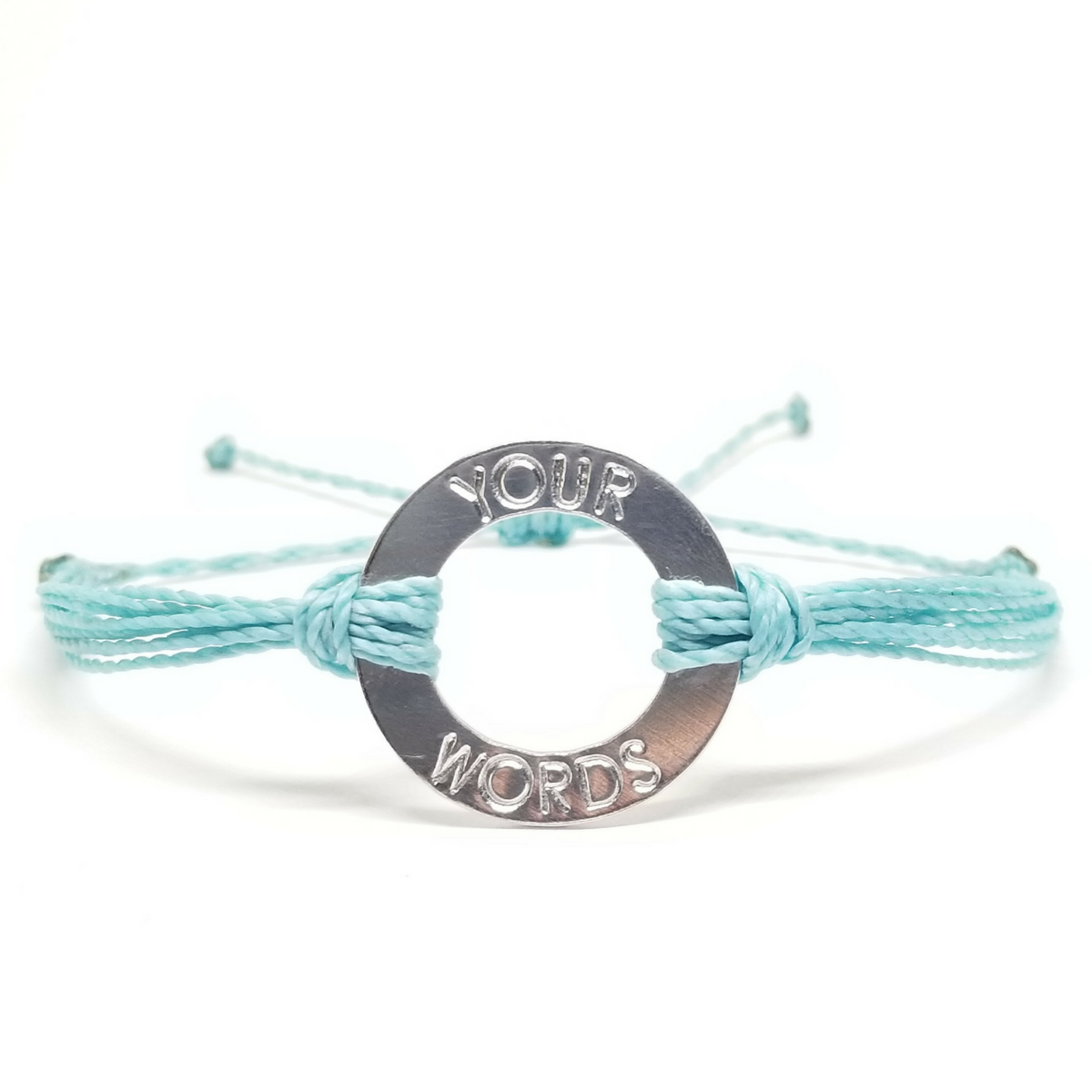 WASHER TWIST BRACELET