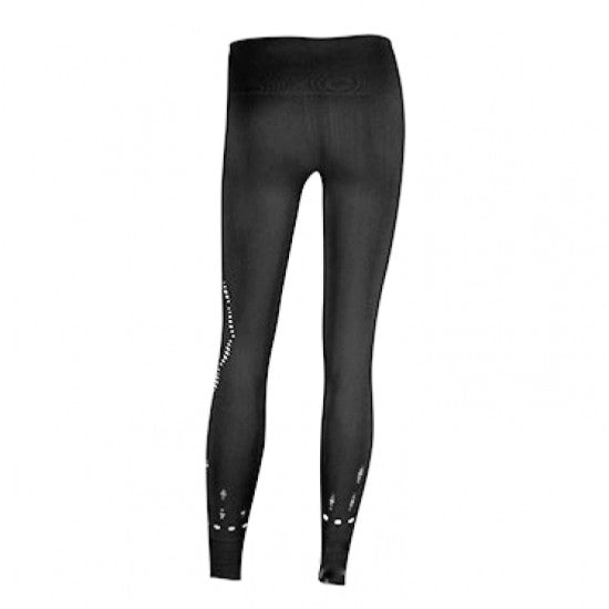 REBEL COLLECTION by Moves Athletix BLACK LEGGING VENTILATED cutout