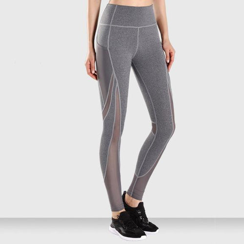 FREEDOM HIGH WAIST LEGGING GRAY