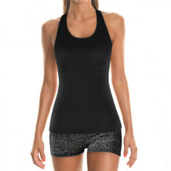 NIKKI 7 BACKLESS SPORTS TANK by Moves Athletix