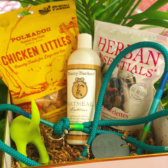 Custom Favorite Pet gift basket - free delivery on Oahu