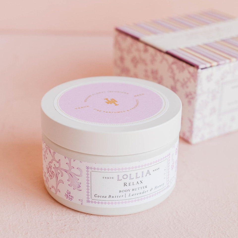 Lollia - whipped body butter infusion
