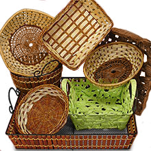 I prefer some kind of woven or wicker container -price includes hotel delivery fee or anywhere on Oahu