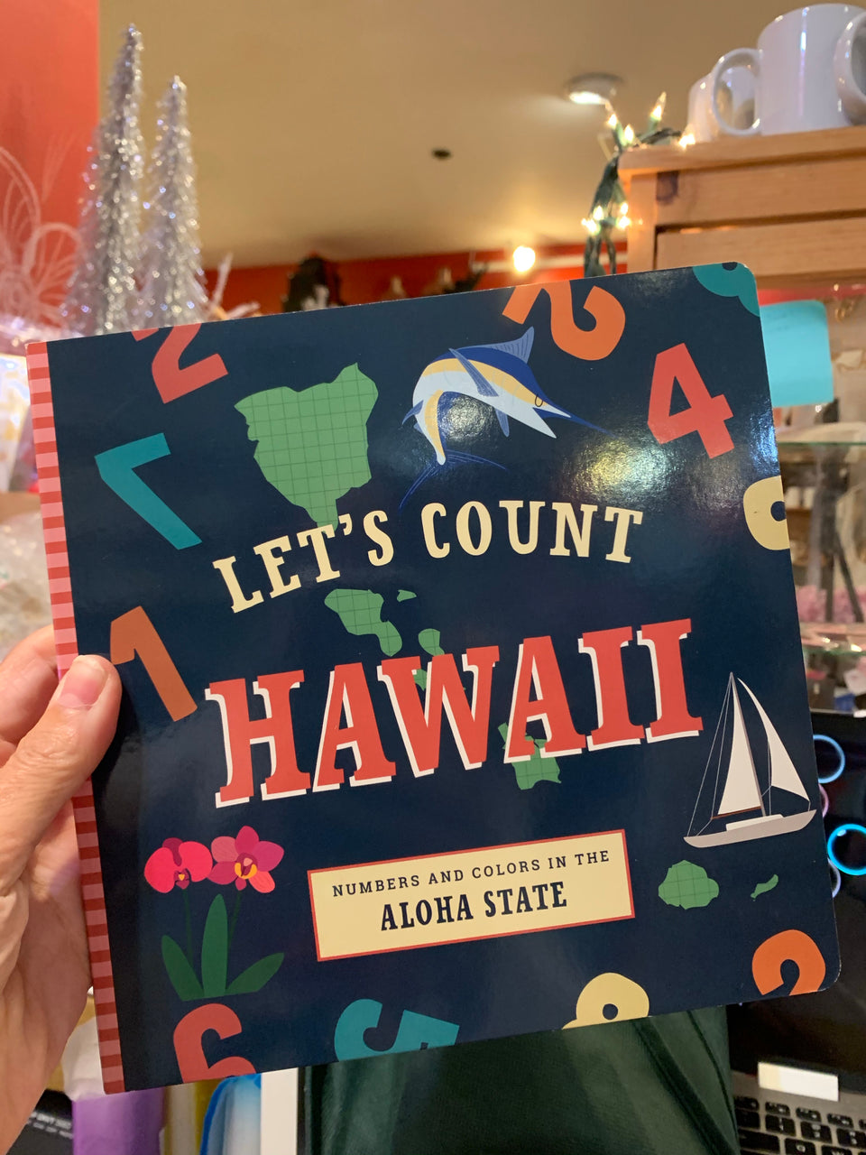 Alphabet and numbers in Hawai'ian