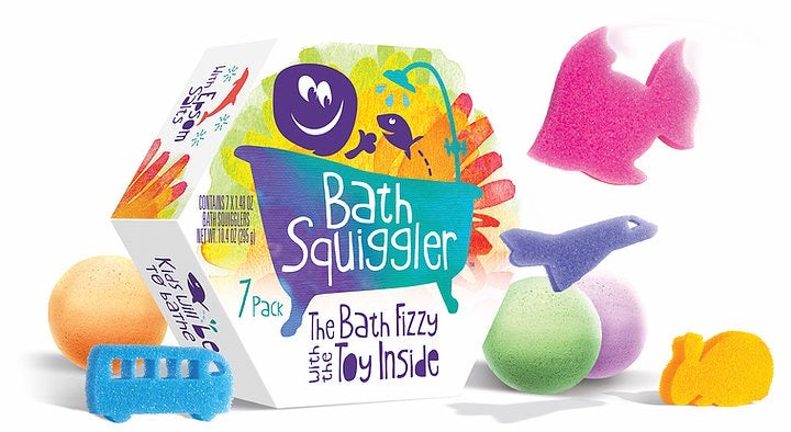 Bath Squiggler™ gift pack