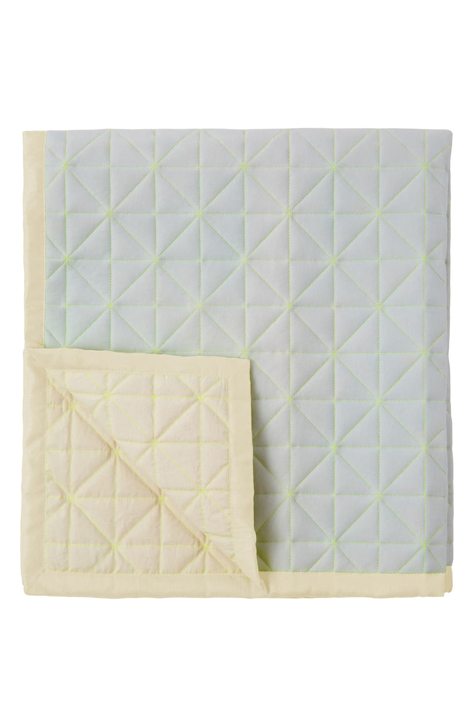Quilted Organic Cotton Play Mat